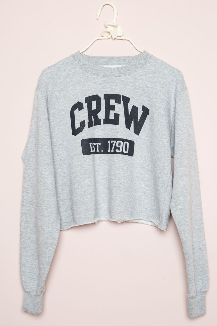 Brandy ♥ Melville | Nancy CREW Sweatshirt - Graphics
