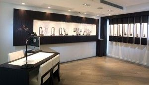 Boutique / Shop Hong Kong designed by Pozzo di Borgo Styling.