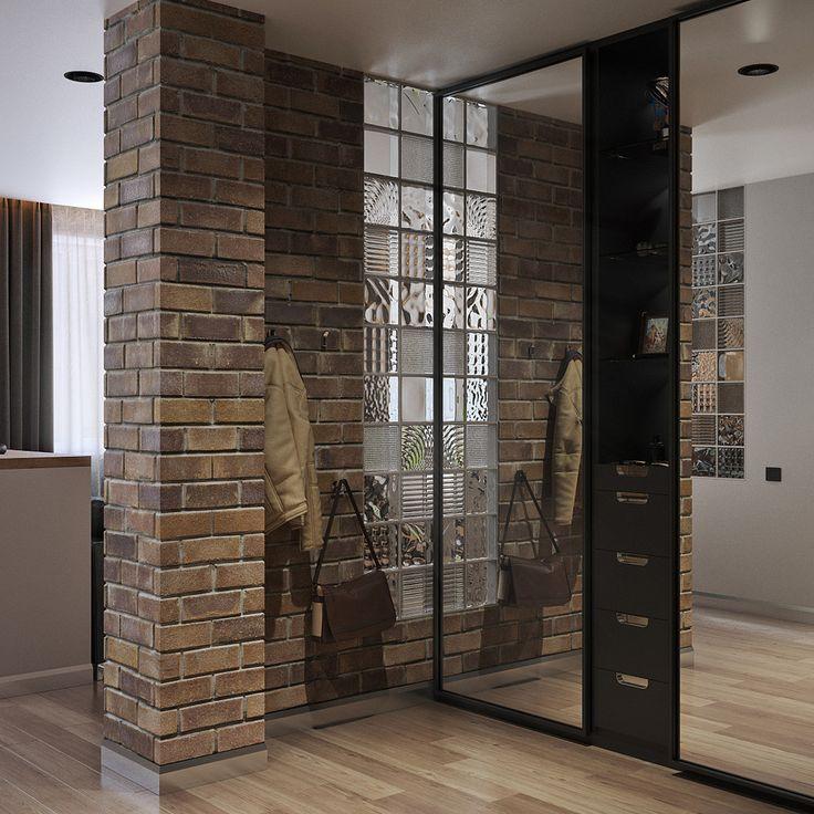 equilibrium - 3D-проекты интерьеров в стиле лофт   PINWIN - конкурсы для архитекторов, дизайнеров, декораторов