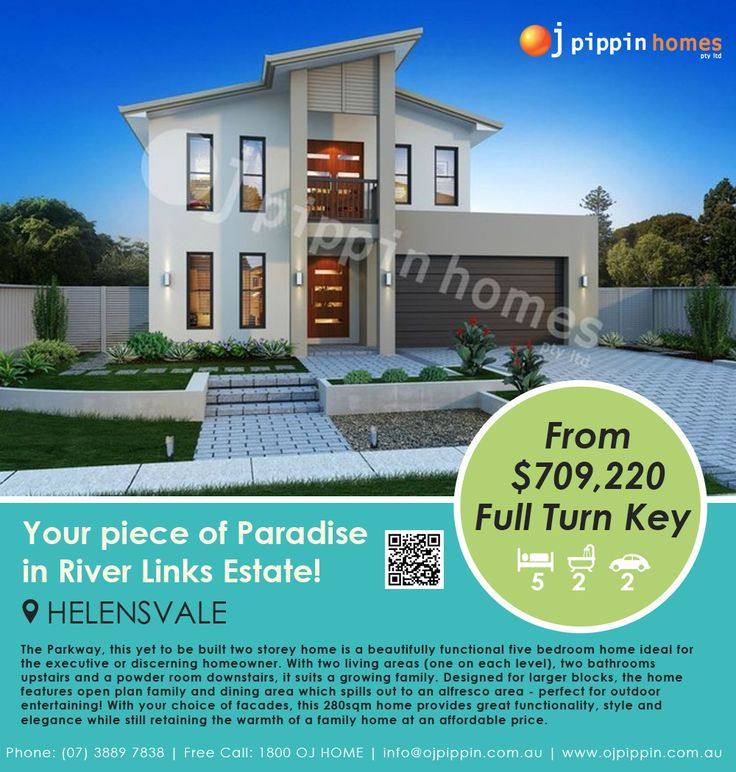 YOUR PIECE OF PARADISE IN RIVER LINKS ESTATE! Helensvale