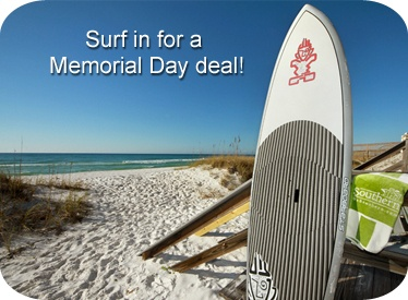 memorial day vacation rentals