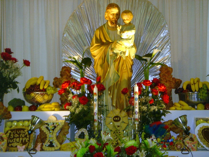 st joseph day new orleans - Google Search