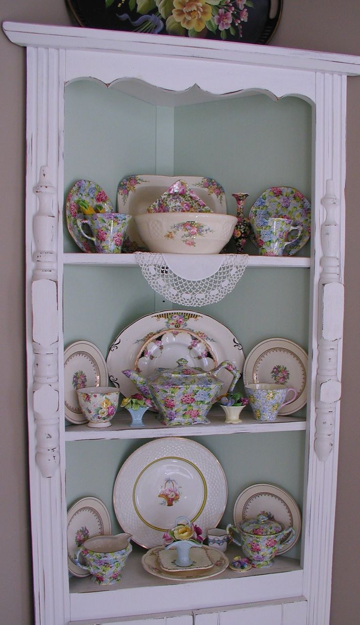 Christie's cupboard in LB Cottage