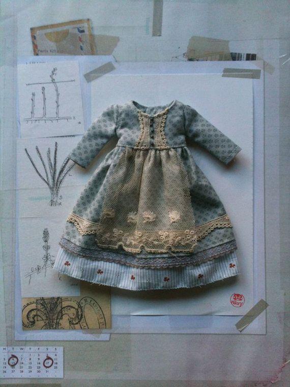 moshimoshistudio - clothes for Blythe
