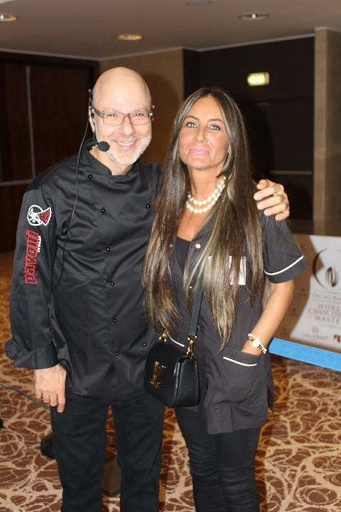 Monica's Faskion Cackes e Ron Ben Israel