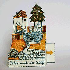 edition 8x8 (Martin Graf): Peter und der Wolf