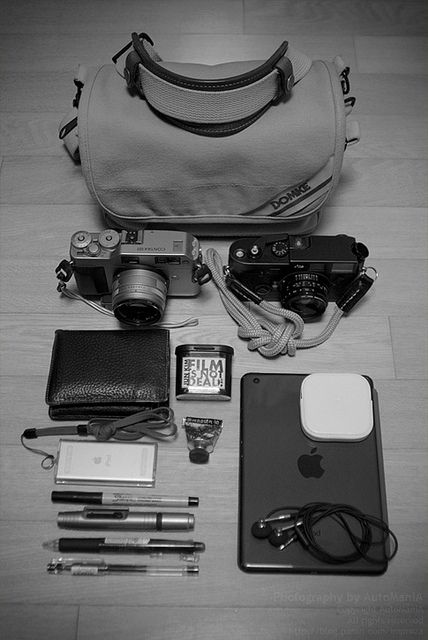 * In My Bag, Feb. 2013 | Flickr - Photo Sharing!