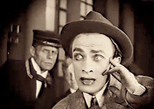 Conrad Veidt - Unheimliche Geschichten - 1919 - Expressionismus in Deutschland