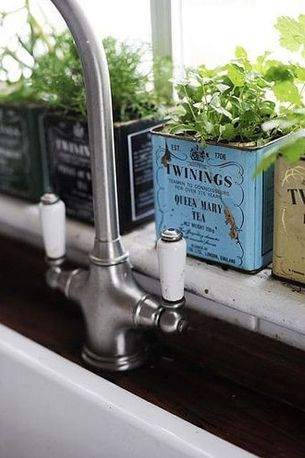 Inspiration // indoor herb gardens » PS by Dila | PS by Dila - Your daily inspiration