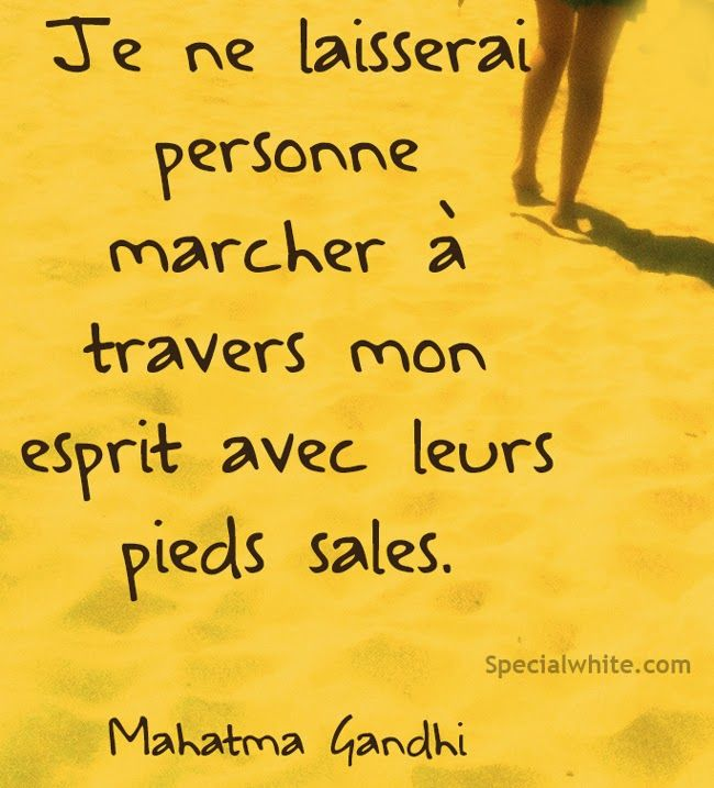 Citations option bonheur: Citation de Gandhi sur la méchanceté