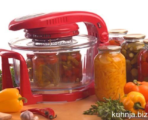 Консервирование в аэрогриле. ВИДЕО. Как легко и просто консервировать различные овощи и фрукты в аэрогриле. Рецепты для аэрогриля