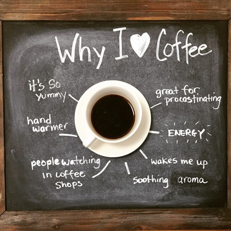 All of the above! #coffee