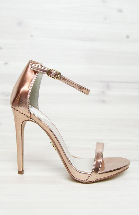 58d0b0dcd1b8 Windsor Smith - Crawwl Heel - Rose Gold