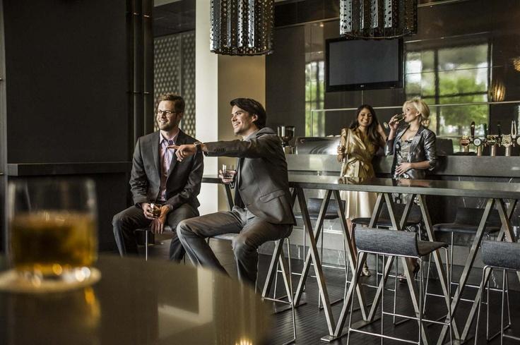 Redsalt Bar at Crowne Plaza Adelaide