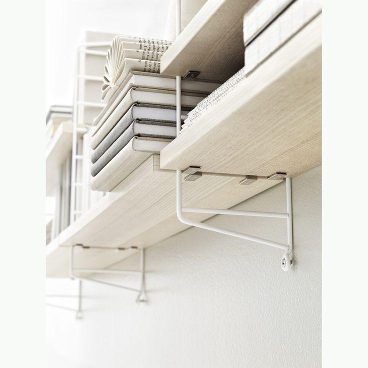 String pocket, ask/vit från String – Köp online på Rum21.se