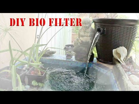 Top 3 Easiest to Build and Cheapest DIY Koi Pond Filters