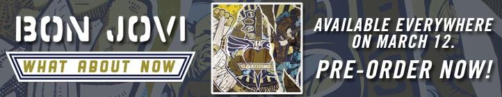 Bon Jovi   7:30 PM  Chesapeake Energy Arena  100 W Reno Ave  Oklahoma City, OK