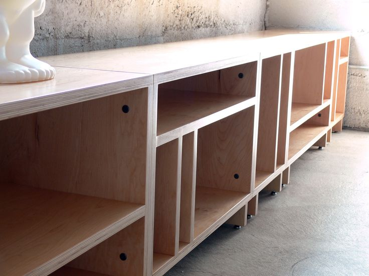 Nice I Wish That I Had The Room And Money For This Kind Of Storage In My Office.  This Is The Kind Of Furniture That Lasts. Offerman Woodshop Maple Europly,  ...