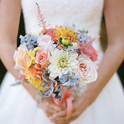 Beautiful Wedding Flowers by Season
