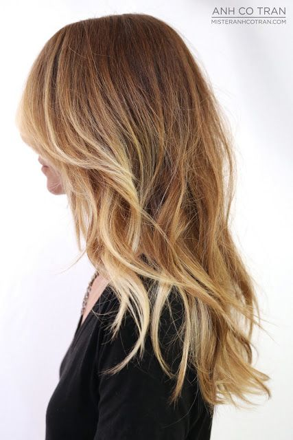 Johnny Ramirez and AnhCo Tran == this! this is the hair I want!!