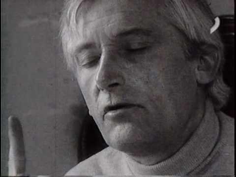 Lírai riport Pilinszky Jánossal 1965 - YouTube