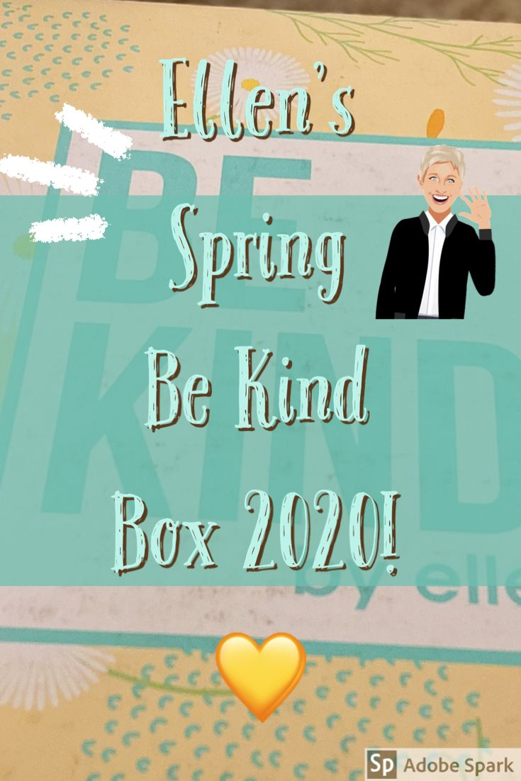 Let S See What S Inside Of Ellen S First Box Of The New Decade In 2020 Bible Topics Interesting Conversation Kindness