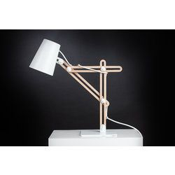 LOOKER - Mantra 3615 - Lămpi de masă - 1 x E27 max. 15W 53x16-50cm