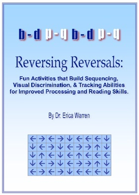 Reversing Reversals is a great tool to help students with dyslexia correct word, letter and number reversals. It's also great for strengthening visual tracking and discrimination