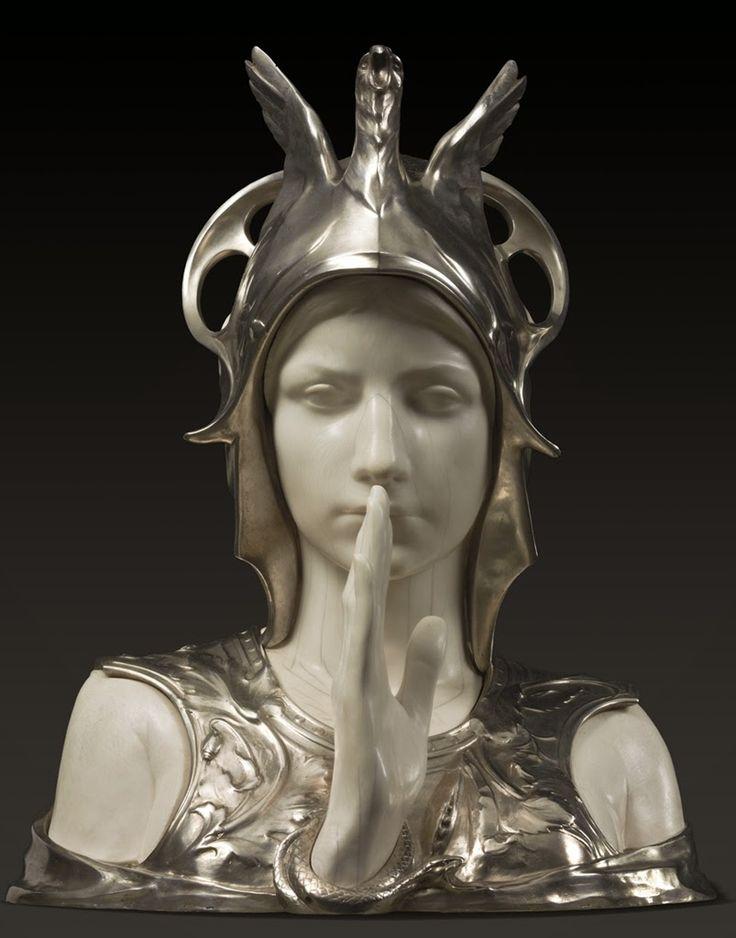 Le Prince Lointain: Charles Van der Stappen (1843-1910), Le Sphinx Mys...