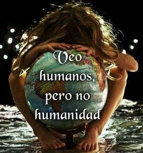 ¿A donde se fue la humanidad del ser humano? - Una Vida Más Alegre/ A HAPPIER LIFE #ayudadepresion