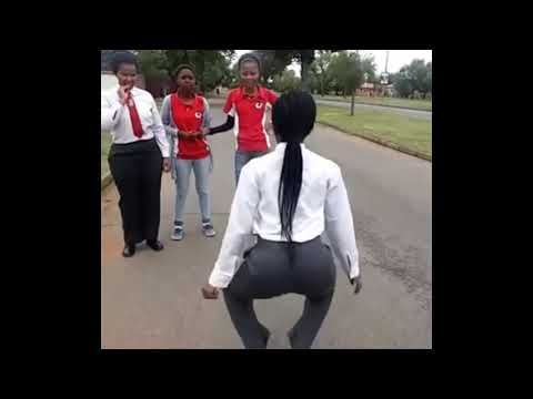 South African kids can dance - YouTube