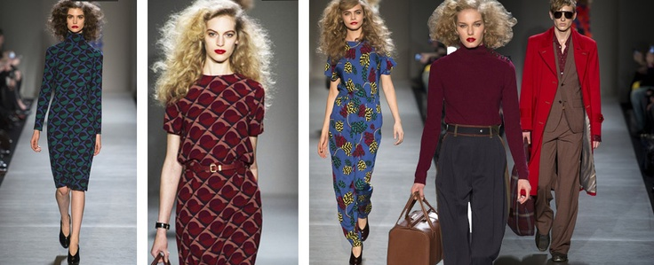 Marc By Marc Jacobs: Seventies & Lipstick!