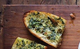 Old-School Garlic Bread / Hirsheimer & Hamilton