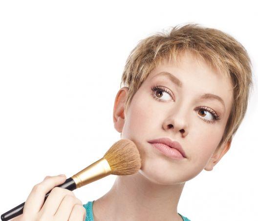 Make-up-Tipps für helle Haut