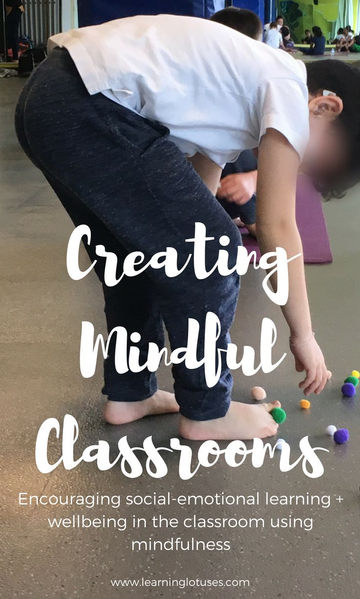 Creating Mindful Classrooms: Online Course from Learning Lotuses