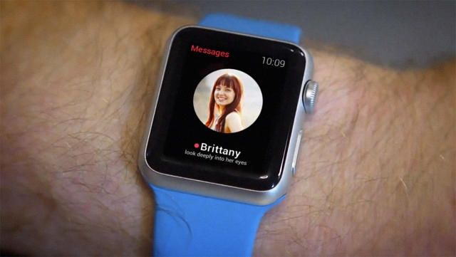 Your Heart Does The Swiping On This Hands-Free Tinder App for #AppleWatch #Wearables