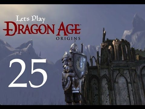 Let's Play DRAGON AGE: Origins Ultimate Edition -Modded- Part 25 - The First Steps https://youtu.be/UHhPpUVGJGM