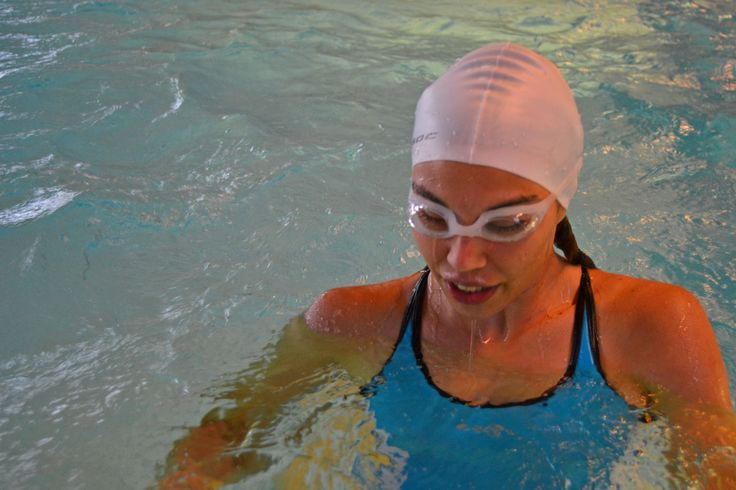 Swimming and Water Running Techniques