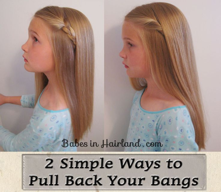place to get a haircut 17 best ideas about pull back bangs on 2613