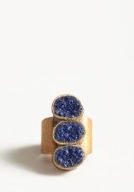 Totem Wonders Blue Indie Ring