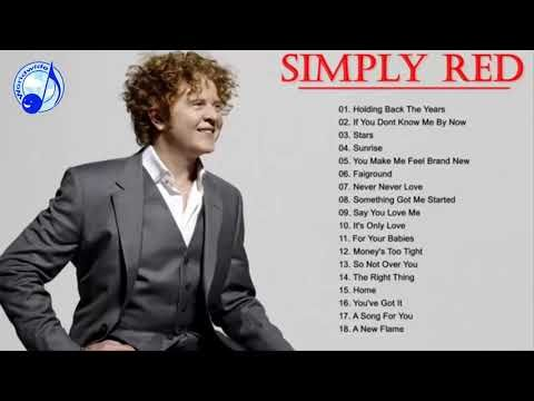 The Best Of Simply Red Simply Red Greatest Hits Simply Red Playlist Youtube Simply Red Greatest Hits Simply