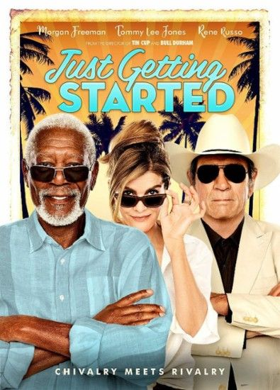 Just Getting Started Adult Dvd