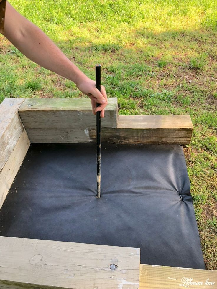 How to Build a Horseshoe Pit that Rocks in 6 Easy Steps ...