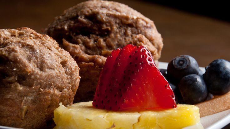 Diétás csokis muffin (tej-, glutén- és cukormentes)!