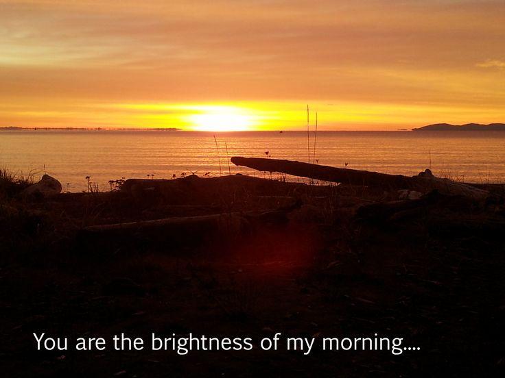 Sunrise at the beach. #love #romance #relationships