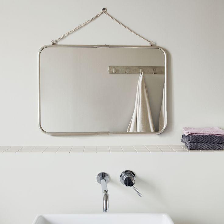 Miroir vintage chez Serendipity