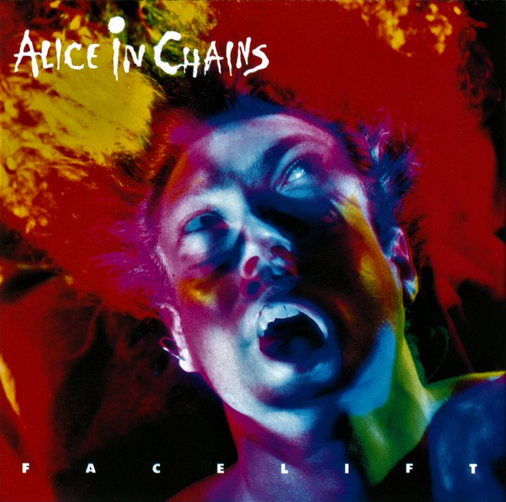 "Alice In Chains ""Facelift""    #90s #aliceinchains #facelift #music #grunge #layne staley #jerrycantrel"