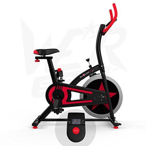 Si Usted Son Buscando Para Un Simple Pieza De Ejercicio Equipo Usted Lata Uso Sin Preparación En Cualquier Tiempo, Considerar Una Ejercicio Bicicleta O 'Aptitud Moto, Este We R Sports Ejercicio Bicicleta Da Su Piernas Un Ejercitarse Y También Mejorar Su Cardiovascular Aptitud En General.   ... http://gimnasioynutricion.com/tienda/bicicletas/estatica/we-r-sports-c100-bicicletas-estaticas-y-de-spinning-para-fitness-color-negro-talla-na/