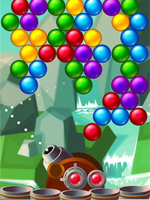 Bubble Shooter Saga является последним и величайшим из известных Bubble Shooter типа аркадных игр. Как только вы начинаете играть, вы не остановится, пока не закончите все свои 75 уровней. Цель игры состоит в том, чтобы помочь милый, маленький плюшевый, собирая предметы, которые он хочет иметь.