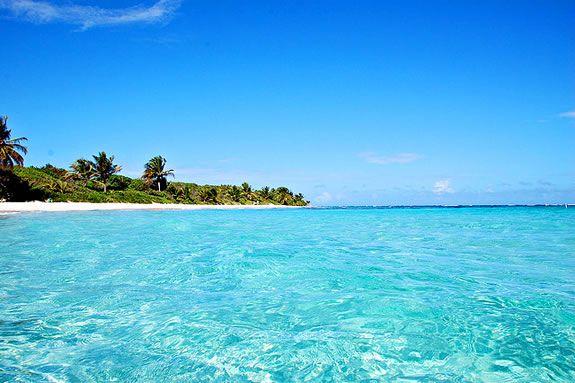 Flamenco Beach Puerto Rico | Flamenco Beach, ranked #2 in the top ten most exotic beaches in the world. On the island of Culebra